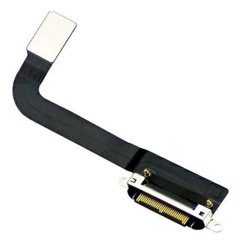 Flex Pin De Carga Conector Socket Datos Tablet iPad 3