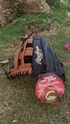 Guante De Béisbol Rawlings (nuevos De Paquete)