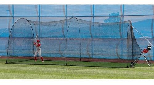 Jaula O Tunel De Bateo Portatil Beisbol Golf