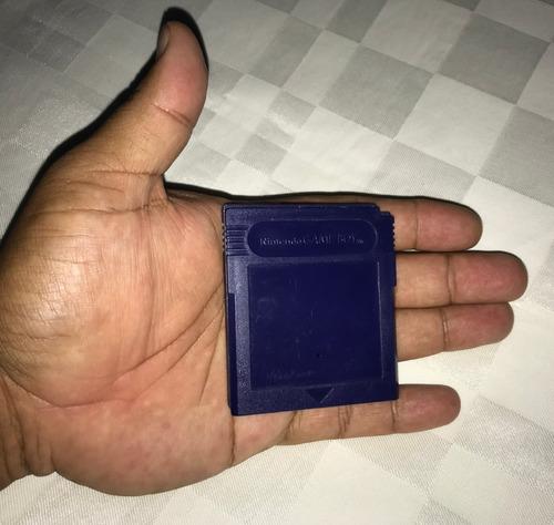 Juego Nintendo Game Boy Classic Pokemon Silver Ingles