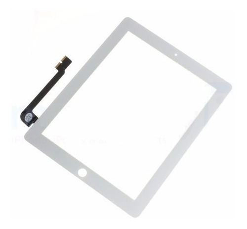 Mica Tactil Boton Tablet iPad 3 Y 4 Touch A A A