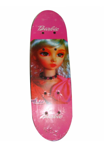 Patineta Mini De Barbie