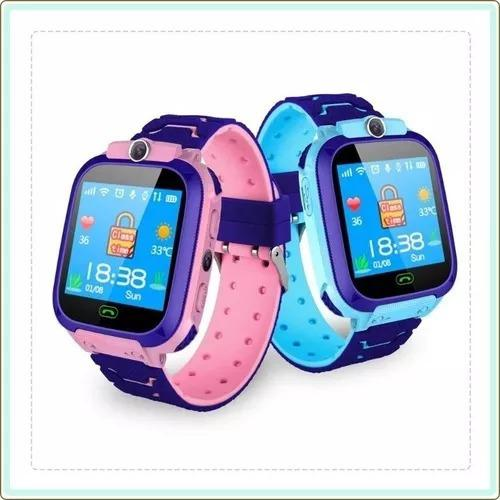 Reloj Inteligente Para Niños Smartwatch Kids E02