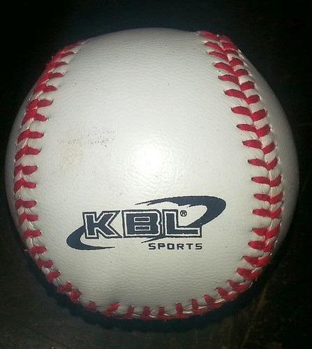 Remato Pelota De Béisbol Importada Sintética Para Practica