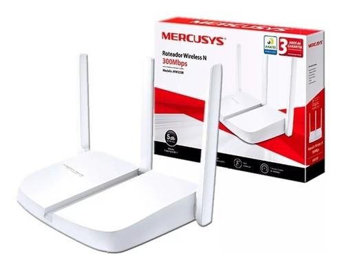Router 3 Antenas Mercusys Tienda Fisica