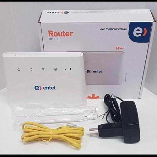 Router 4g Huawei B310 Redes -wifi + 5 Línea Movistar 26,5