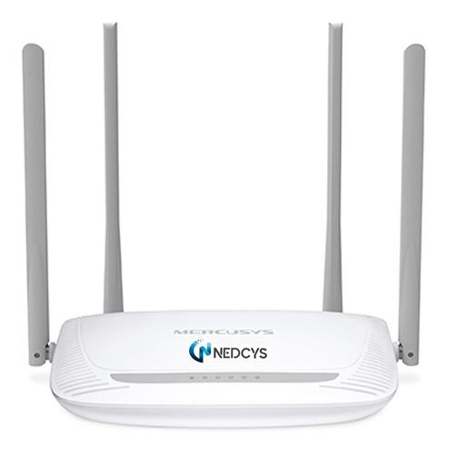 Router Inalámbrico N Mercusys Mw-325r De 300mbps 4 Antenas
