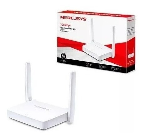 Router Mercusys Mw301r 300mb Wifi Access