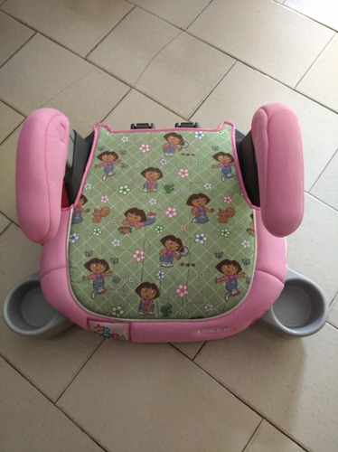 Silla De Carro Booster Seat (asiento Elevador) Para Niños