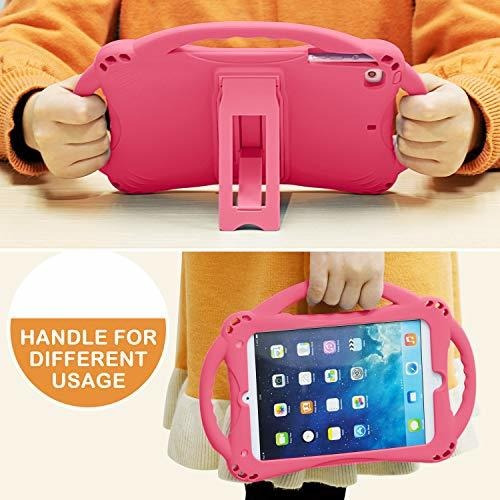 Topesct Estuche Silicona Para iPad Mini