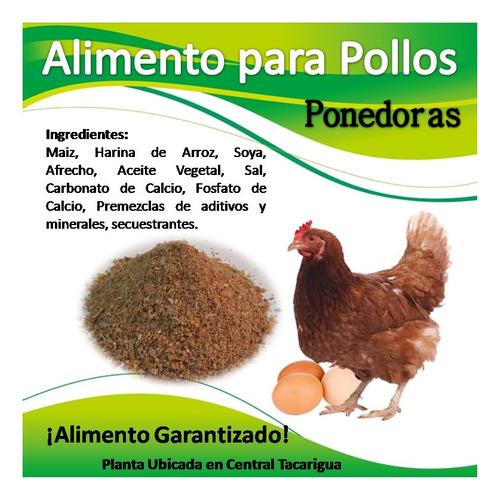 Alimento Para Animales Cerdos, Pollos, Ponedora.