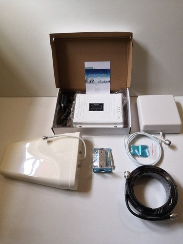 Amplificador Repetidor De Señal Celular Digitel 2g 3g 4g