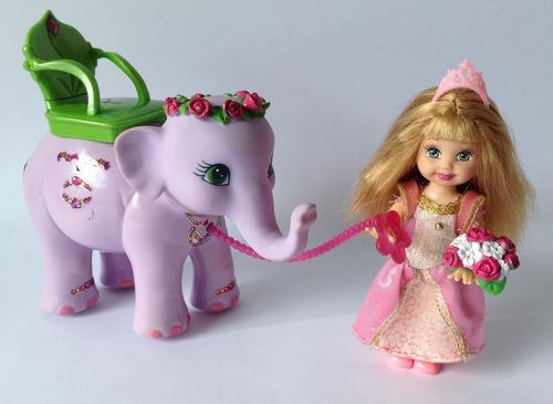 Barbie Princesa De La Isla-kelly Y Tika Original Mattel