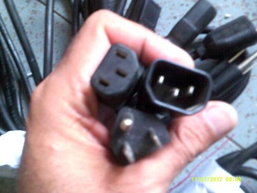 Cable Para Fuentes De Poder De Pc