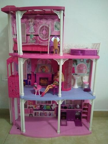 Casa De Barbie Town House