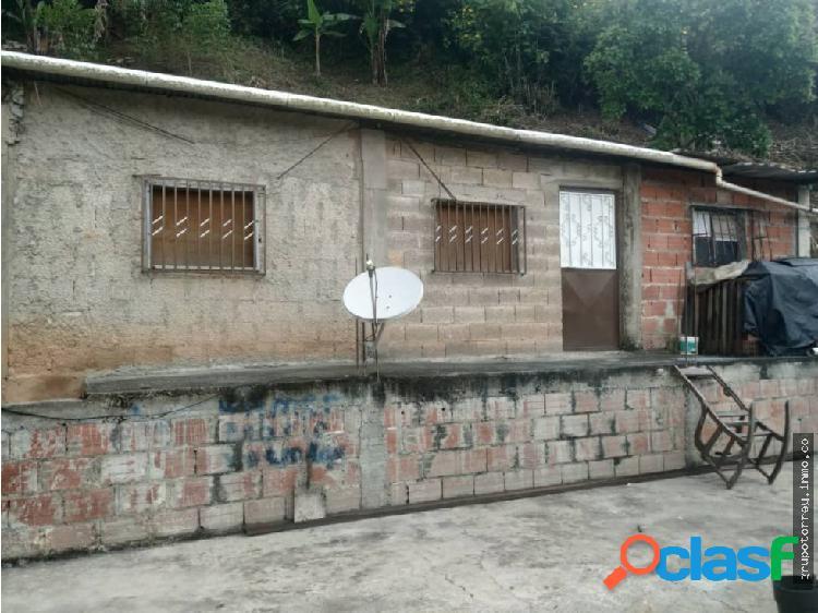 Casa El Guamito, vía Lagunetica Los Teques