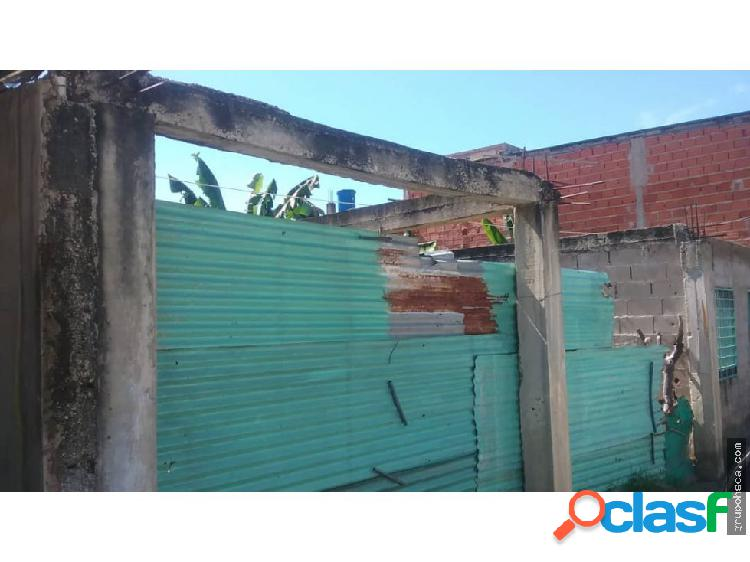 Casa en Construcción Palo Negro.