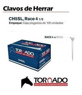 Clavos De Herrar Race 4 1/2 (caja)