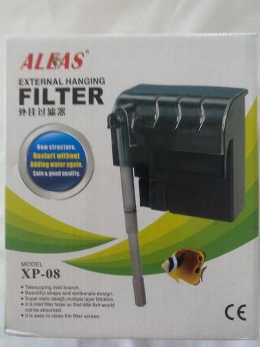 Filtro De Cascada Para Peceras Acuarios 680 L/h