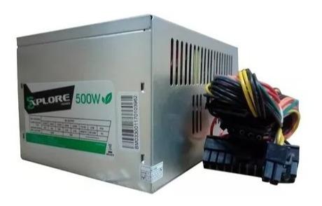 Fuente De Poder Explore Power 550w