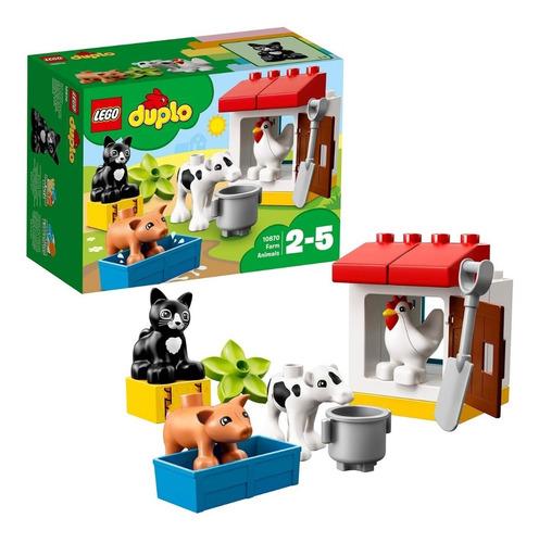 Lego Duplo Animales De Granja  Pzs