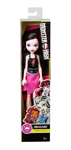 Monster High Draculaura Muñeca De 28 Cm Mattel Ver El Video