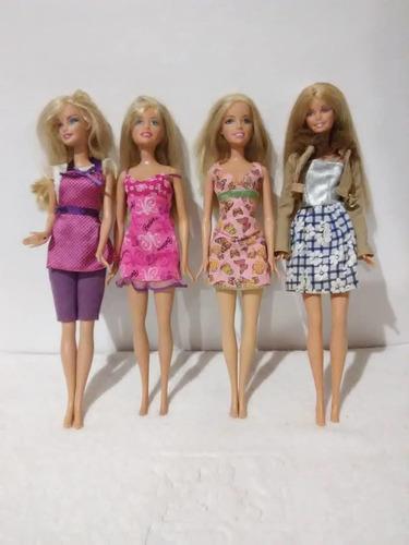 Muñecas Barbie, Originales, En Perfecto Estado, Una