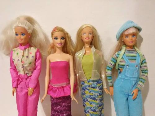 Muñecas Barbie Originales, En Perfecto Estado, Una Belleza