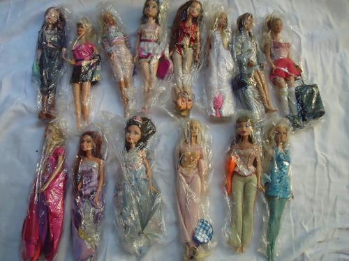 Remate Oportunidad Muñecas Barbie Originales. Impecables