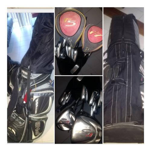 14 Palos De Golf Taylor Made