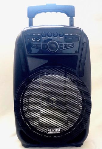 Corneta Amplificada Bluetooth Recargable 300w 8