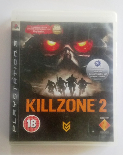 Juego Original Playstation 3 Killzone 2 Y Mas