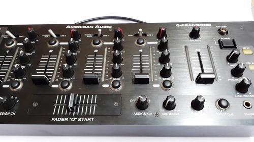 Mezclador American Audio Q-spand Pro Original