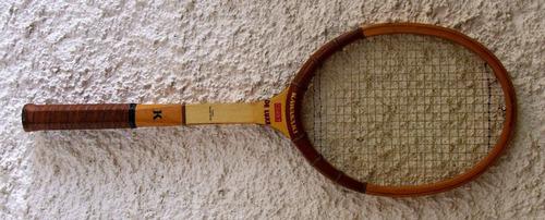 Raqueta De Tenis Kawasaki (vintage)