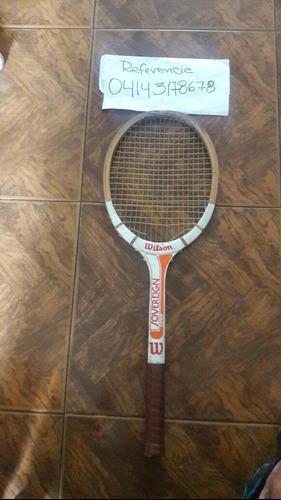 Raqueta De Tenis Wilson,junior Lista Para Jugar Entrenar