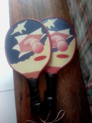 Raquetas Usadas En Buen Estado Ten V