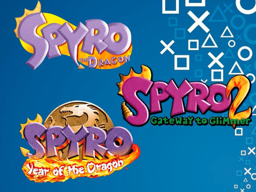 Spyro The Dragon Trilogy Digital Ps3