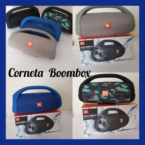 Corneta Jbl Bluetooth Boombox Física 35 Vrde Punto