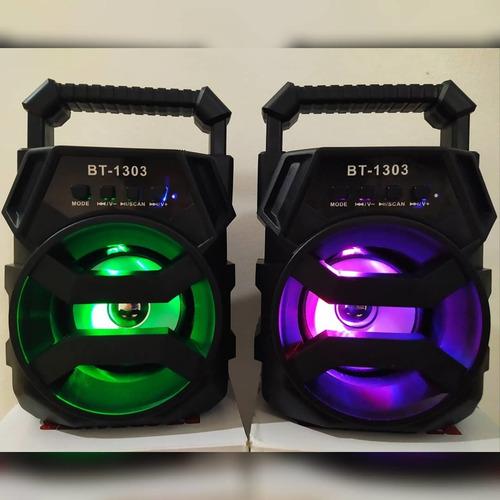 Cornetas Portátiles Usb Bluetooth