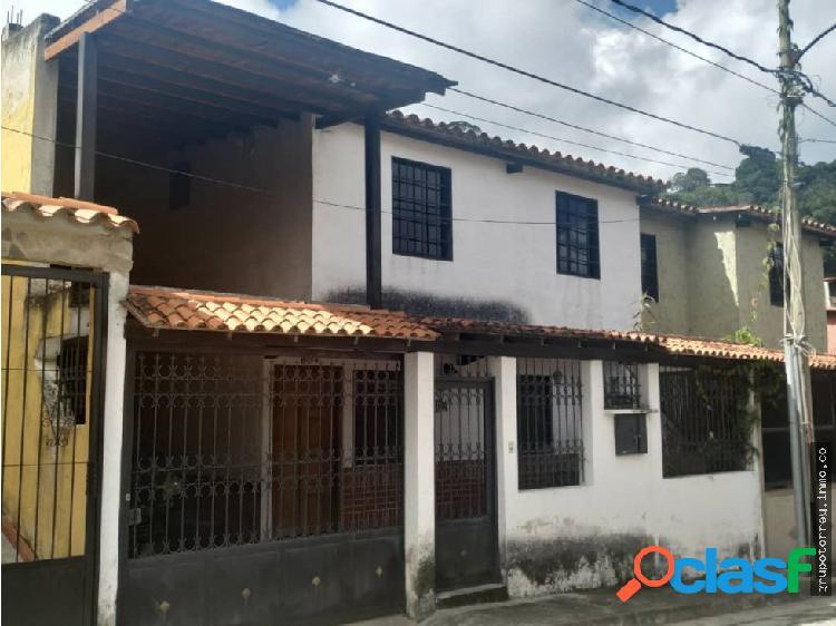 Casa Dos Niv Urb Asocsuveas Los Teques