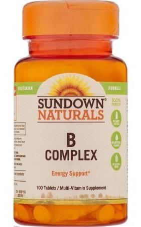 Complejo B Multivitaminico Completo Certificado Natural Ccs