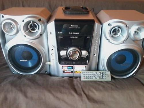 Equipo De Sonido Panasonic Sa Ak340