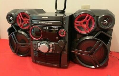 Equipo De Sonido Panasonic Sa Ka320
