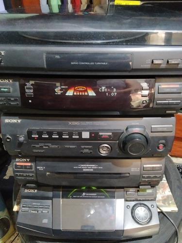 Equipo De Sonido Sony Ltb Xb6