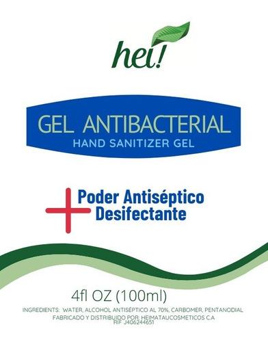 Gel Antibacterial Para Manos Sanitizante. Precios Sinceros