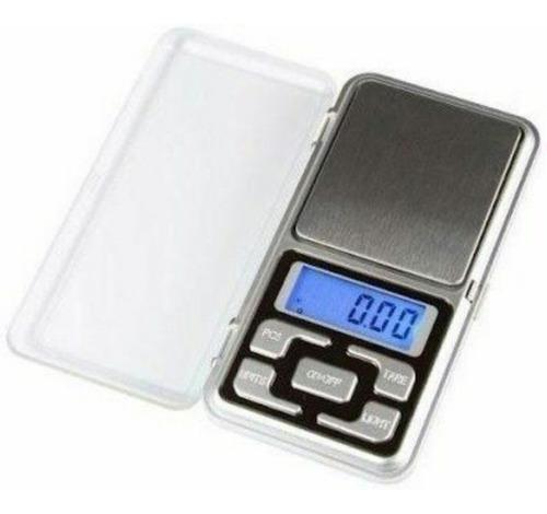 Gramera Balanza Digital Peso Joyeria De 0 A 500 Gr 2x1