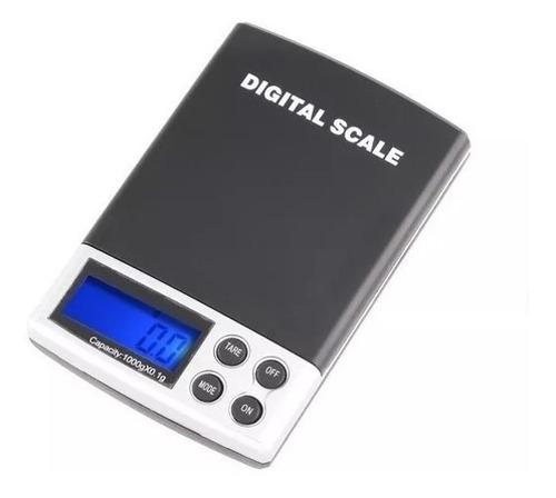 Gramera Balanza Peso Digital 0.1gr Hasta gr Joyeria Oro