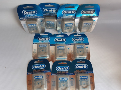 Hilo Dental Pro Salud Oral B 10 Pack Oferta Consulte Precio