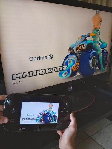 Nintendo Wii U 32gb Deluxe Set