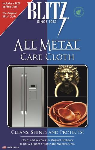 Paño De Uso Diario Para Limpiar Metales
